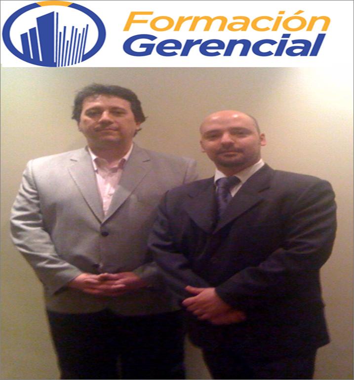 Juan Pablo Del Alcazar y Hugo Brunetta Ecuador Mayo 2010