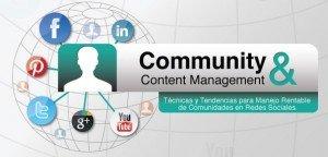 Community & Content Management
