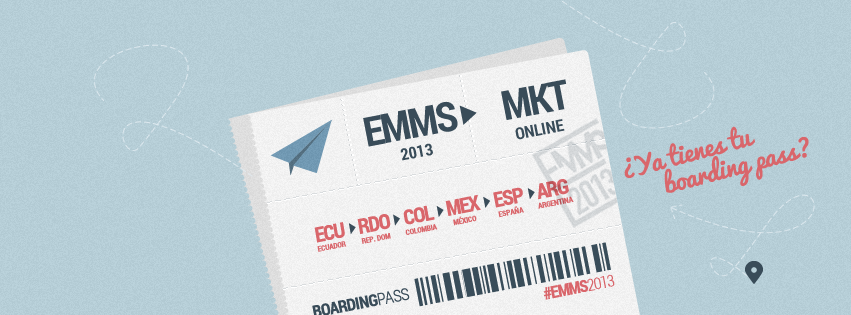 EMMS 2013: Evento Gratuito de Marketing Online llega a Ecuador