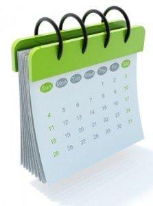 Calendario Cursos On Line Ecuador