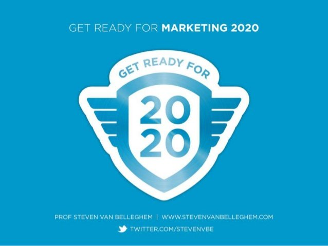 Marketing digital 2020 Ecuador