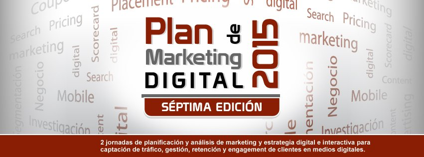 Workshop Plan de Marketing Digital 2015