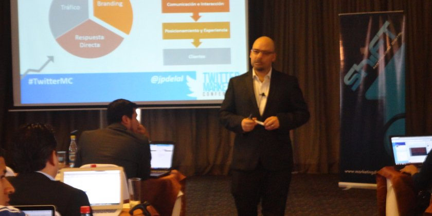 Finaliza primera edición del Twitter Marketing Conference en Ecuador