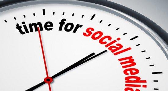 Manejo del Tiempo en Redes Sociales