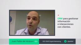 Entrevista Negocios Digitales TV Juan Pablo Del Alcazar Ponce