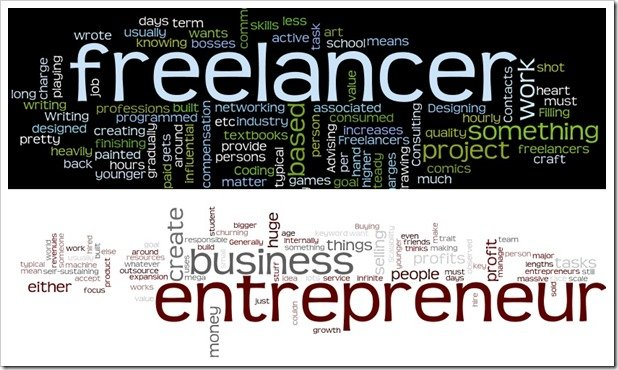 Freelance vs Emprendedores