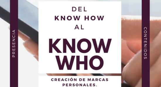 Del Know How al Know Who