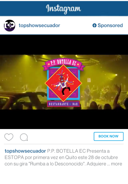 Video Ads Instagram