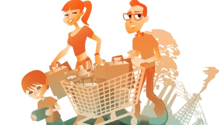 Cambios en comportamiento de consumo en Crisis
