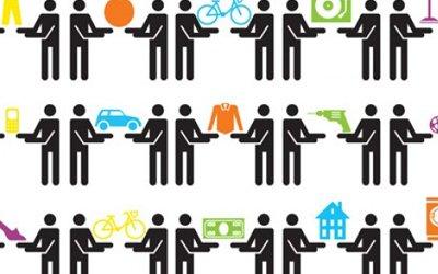 El empleo en la economía colaborativa.