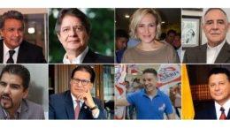 Ranking Presidencial 2017 Ecuador