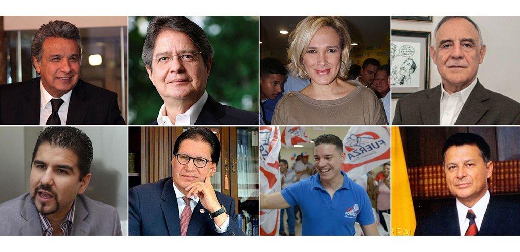 Candidatos más influyentes en medios digitales enero 2017