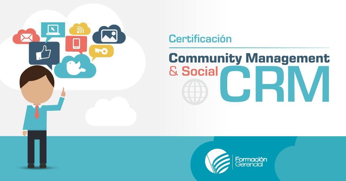 Certificación Community Management & Social CRM