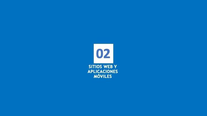 Ranking Sitios Web y Aplicaciones Móviles Ecuador