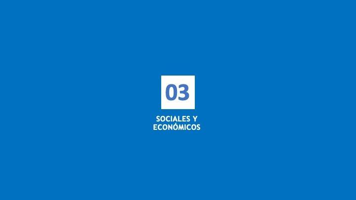 Indicadores Sociales y Económicos Ecuador Digital