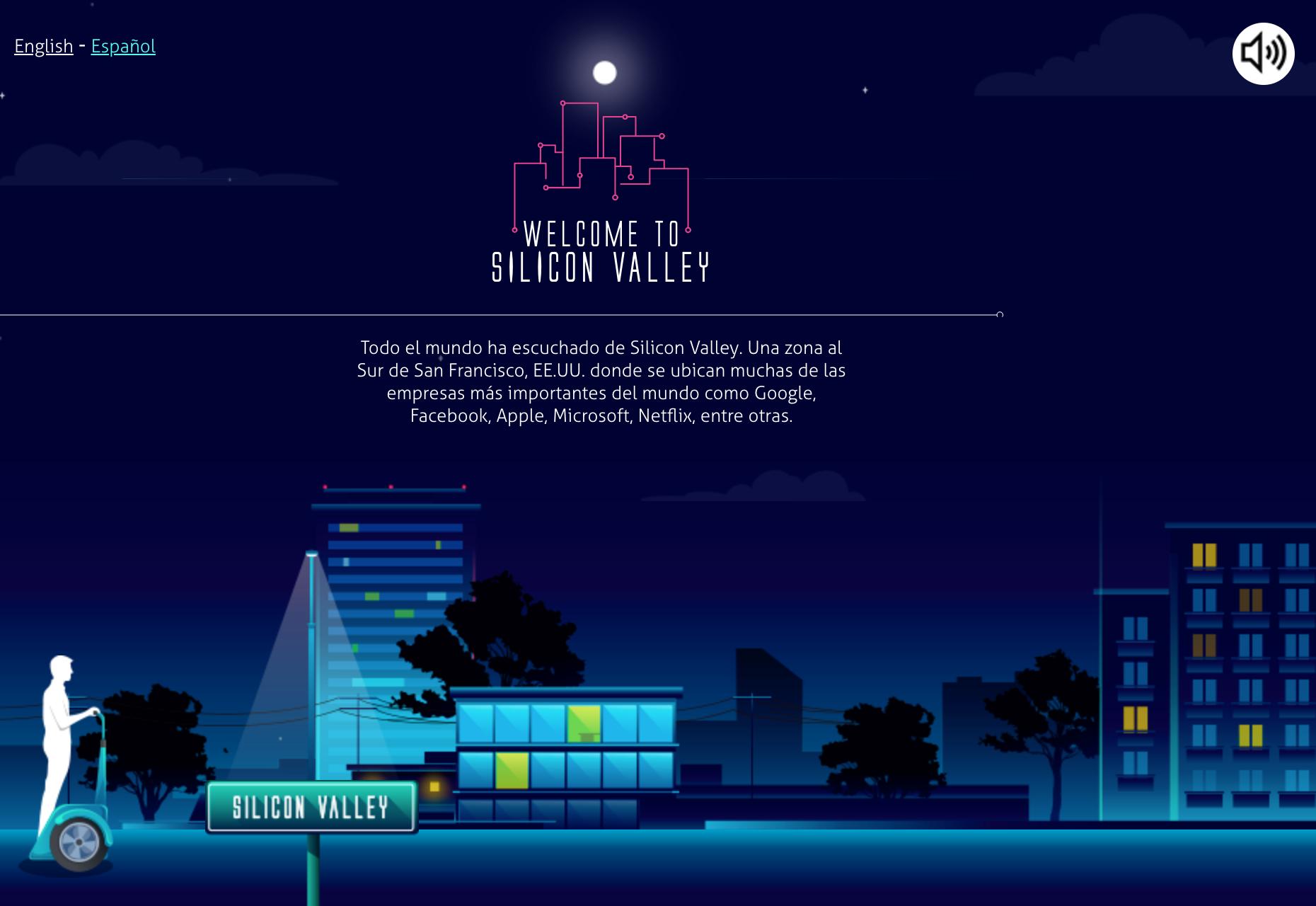 Recorrido Virtual Silicon Valley