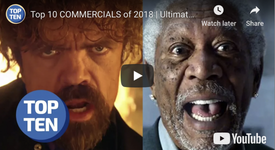 Mejores Comerciales 2018