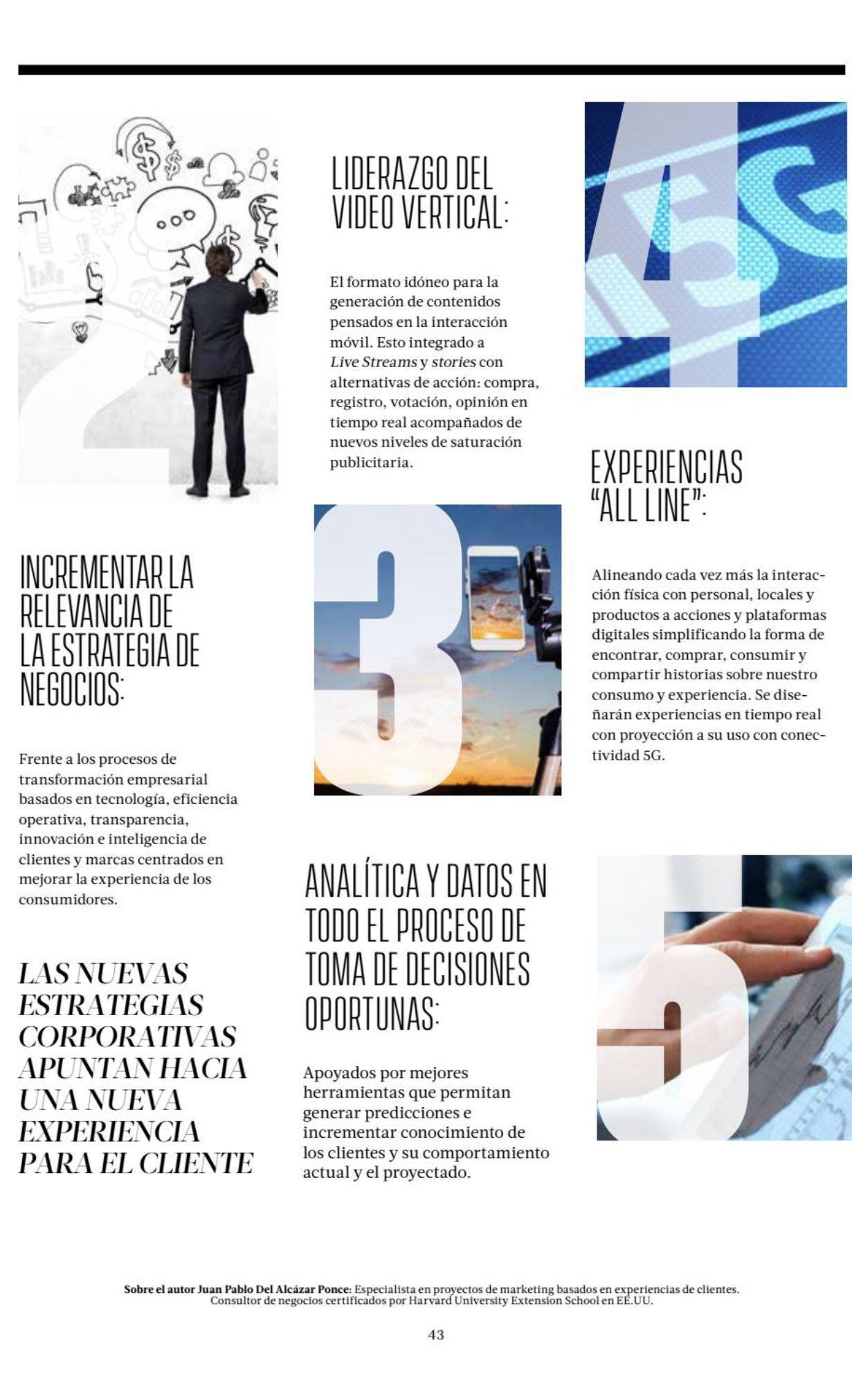 5 Tendencias de gestión y marketing 2020 2
