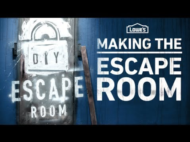 Experiencias Promocionales Escape Room Lowes
