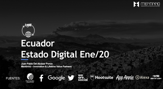Estado Digital Ecuador 2020