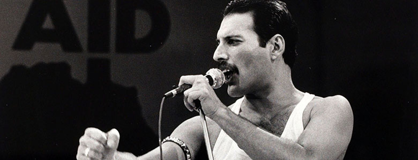 Freddie Mercury Emociones y Neuro Oratoria