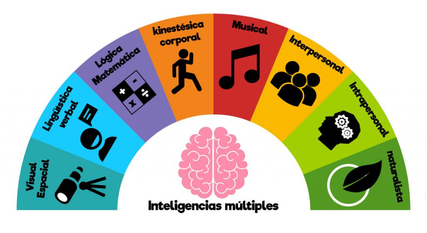 Inteligencias múltiples Neuro Oratoria