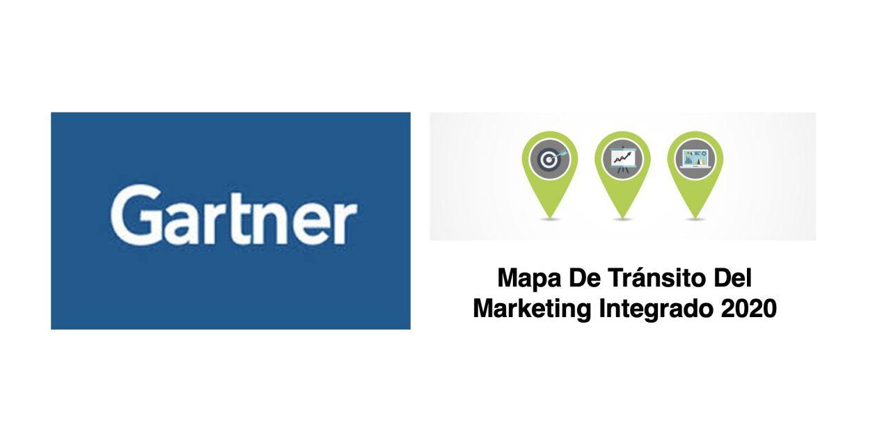 Mapa de Tránsito del Marketing Integrado – Gartner 2020