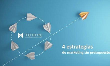 Marketing sin presupuesto con estrategias de base cero
