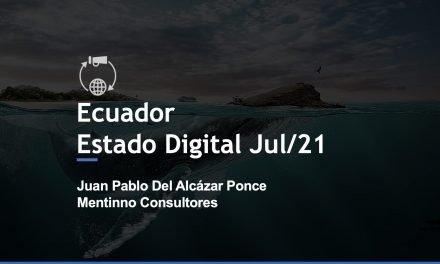Estado Digital Ecuador Julio 2021