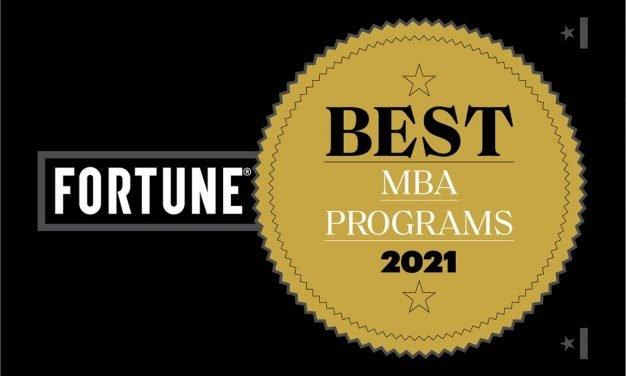 Ranking Mejores MBA'S de la revista Fortune 2021